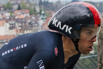 Richie Porte has found a rich vein of form in the twilight of his career.