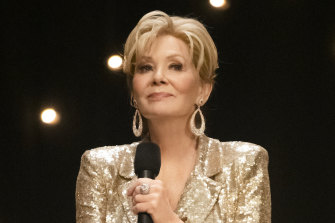Jean Smart makes the character entirely her own with a compassionate, nuanced and mercurial performance.