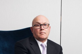 Ramsay CEO Craig McNally.