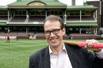 Stone cold: Andrew Sholl, the creator of Australia's Coldest 100.