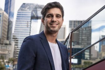 Billionaire Afterpay co-founder Nick Molnar is investing directly in Australian startups.