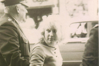 Meredith Burgmann is arrested in 1970 for protesting at the arrival of US vice-president Spiro Agnew.