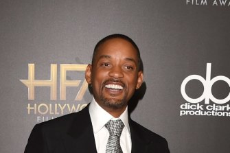 American actor Will Smith will share his life story in a biography due out in September.