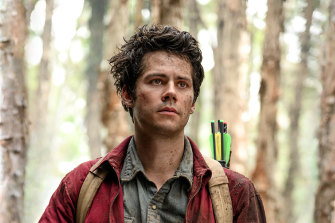 Dylan O'Brien stars in Love and Monsters.