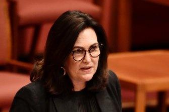 Labor senator Deborah O'Neill grills ASIC over disastrous Nuix float.