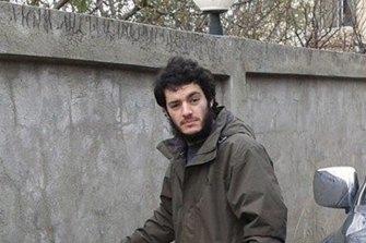 Mohamed Zuhbi, on September 27, 2014.
