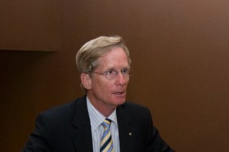 Former Telstra chair Bob Mansfield was tapped by Paul Fletcher to help with Digicel negotiations.