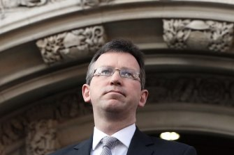 UK Digital Minister Jeremy Wright