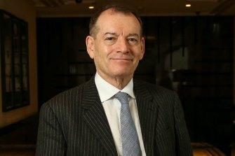 Crown executive chairman John Alexander.
