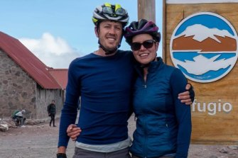 Matthew and Gabe Ryan were cycling the length of South America when the coronavirus lockdown trapped them in Peru.
