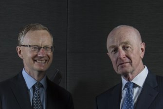 Current and former RBA governors Philip Lowe and Glenn Stevens have both said good infrastructure is needed to help take the heat out of property prices.