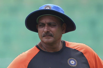 Shastri says his team should play without fear of failure.