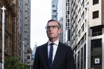 NSW Treasurer Dominic Perrottet says Sydney's tolerance for mediocrity is too high.