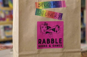 Rabble Books & Games, Maylands