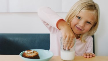 Kids can have too much of a good thing, protein included.