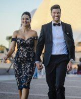 The lovebirds met on <i>The Bachelor</i> earlier this year.