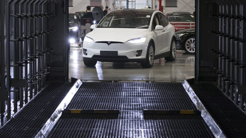 Is a Tesla really ethical? Company won't say how its batteries aren