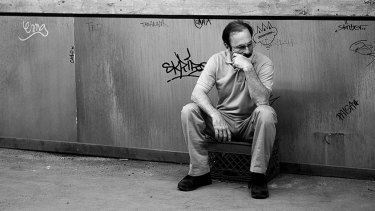 Odenkirk as 'Gene', the post-Breaking Bad iteration of his character.