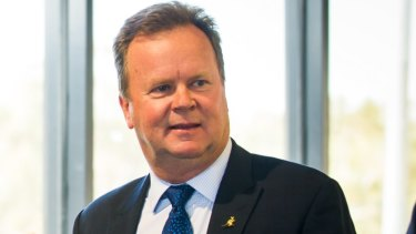 Ready to go: ARU Chief Executive Bill Pulver is prepared to resign immediately at an upcoming emergency general meeting if needed.