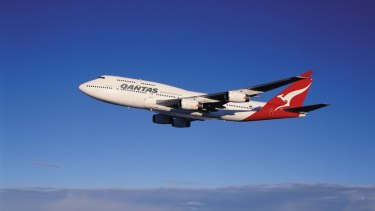 On a net profit line, Qantas reported a statutory profit after tax of $204 million in the half.