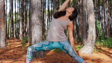 Gold Coast label Flow Yoga Wear landed in hot water in June for printing its leggings with images of Ganesha.