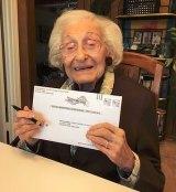 Estelle Liebow Schultz, 98