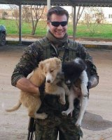 Australian Ashley Kent Johnston, who was killed fighting with the Kurds in Syria.