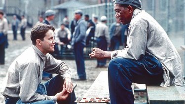 <i>The Shawshank Redemption</i>: Good movie, bad prison policy.
