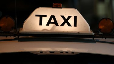 The taxi industry is feeling under threat by Uber's new ride-sharing service.