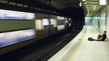 A one-way trip to the airport from the CBD costs almost $17 when using an Opal card.