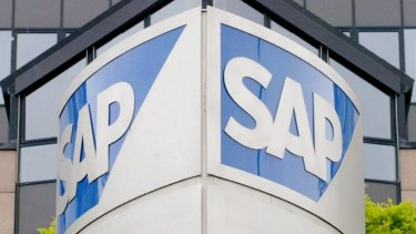 SAP is making arrangements to better respond to market demand for cloud services.