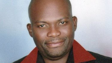 Former Kenyan politician Quincy Timberlake.