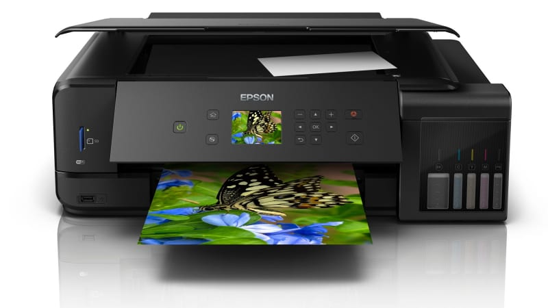 Epson ET-7750 review: is this the last printer you ever need to buy?