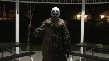 Residents in Green Bay, Wisconsin, reported seeing a clown around town. Gags, the clown, was an orchestrated marketing stunt to help promote a short film.