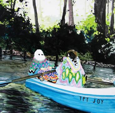 The Peep Tempel, Joy.