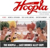 End of the road: <i>The Hoopla</i>.