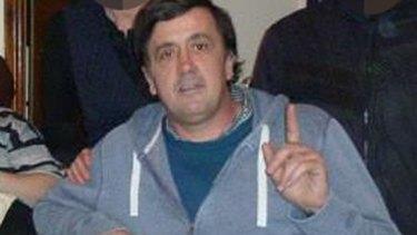 Alleged Finsbury Park van attacker Darren Osborne.
