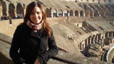 Murdered: Leeton school teacher Stephanie Scott.