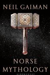 <i>Norse Mythology</i> by Neil Gaiman.