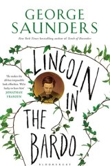 <I>Lincoln in the Bardo</i> by George Saunders.