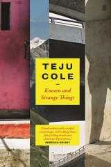 <i>Known and Strange Things</i> by Teju Cole.