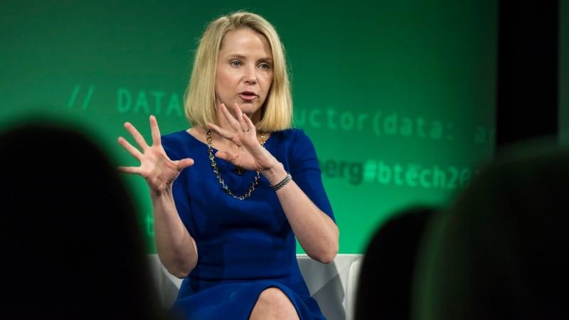 Is Yahoo's Marissa Mayer a failure?
