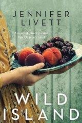 Wild Island, by Jennifer Livett