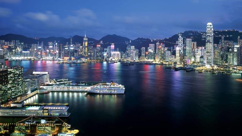 Does Hong Kong's China options bear know something we don't?