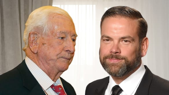 Lachlan Murdoch, Bruce Gordon lodge new bid for Network Ten