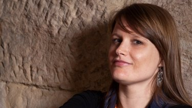 Australian writer Gretchen Shirm.