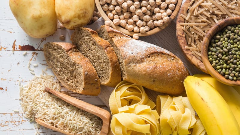 Running food: The 10 best carbohydrates for marathon runners