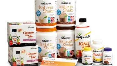 Living up to the hype? Isagenix.