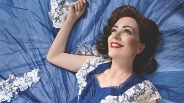 Bernadette Robinson honours the divas as she channels songstresses such as Judy Garland, Edith Piaf, Barbra Streisand and Maria Callas in <i>Calling All Angels</I>.