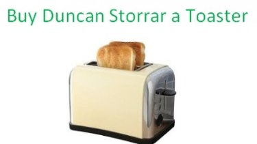The world's most-talked-about toaster?